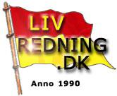 røde og gule flag