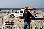 Lifeguard 4WD - Mission Beach - San Diego - November 2003